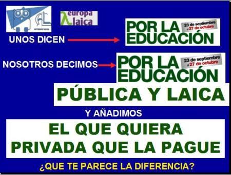 `por la educación 1