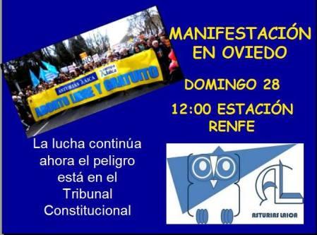 cartel alco manifeastación renfe aborto 28 sep 2014