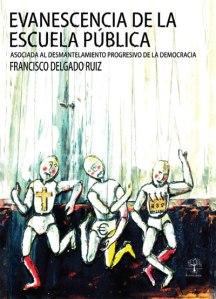 portada libro evanescencia de la escuela pública
