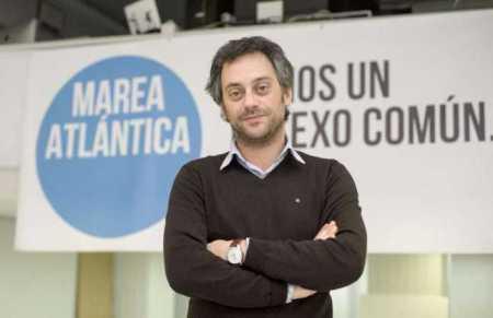 Xulio Ferreiro, futuro alcalde de A Coruña