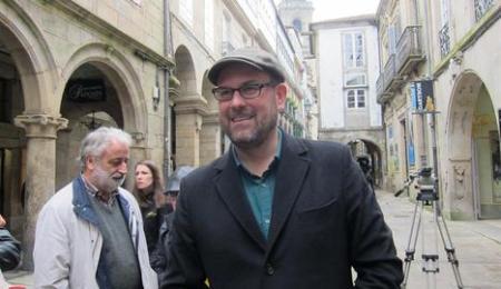 Martiño Noriega, próximo alcalde de Santiago de Compostela. EUROPA PRESS / Vía InfoLibre