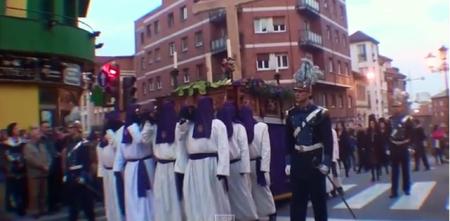 """Imagen del vídeo """"20 años de Semana Santa en Oviedo"""""""