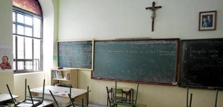 aula-crucifijo-clase-religion-Valladolid