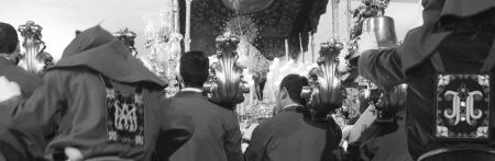 Procesión Cofradía de Nuestro Padre Jesús El Rico