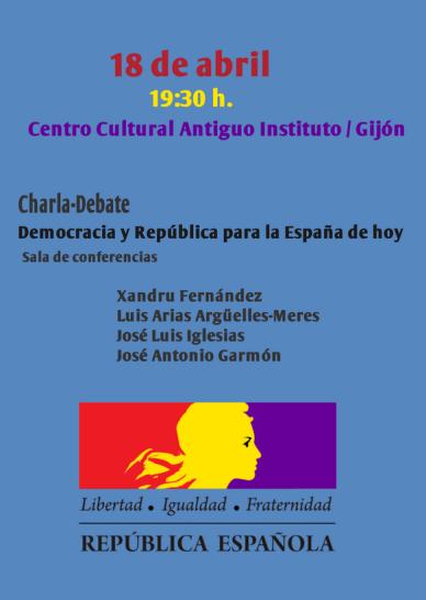 Charla Asturias laica