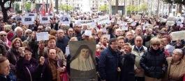 Sevilal protesta por moción de incorporar a Sevilla a la Red de Municipios por un estado laico