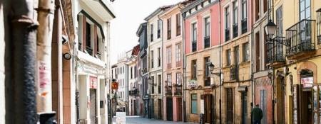 Calle Cimadevilla, Oviedo