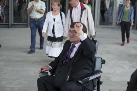 Antonio Aramayona. Foto: Pablo Ibáñez (AraInfo)