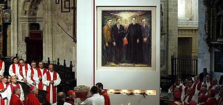 Imagen J. L. Cereijido. La Voz de Asturias