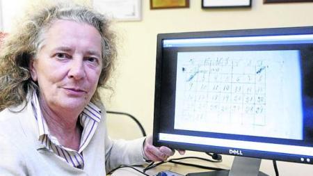 Carmen García, profesora de Historia Contemporánea, Universidad de Oviedo