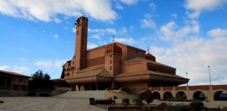 Torreciudad, Huesca. Sede principal del Opus Dei