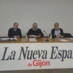 Luis Miguel Piñera, Luis Fernández, José María Rosell