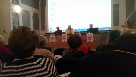 VI Encuentro Redes Cristianas / Salón de Actos CMI Antiguo Instituto / 30 de noviembre