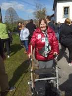 Josefina Mercedes, 93 años