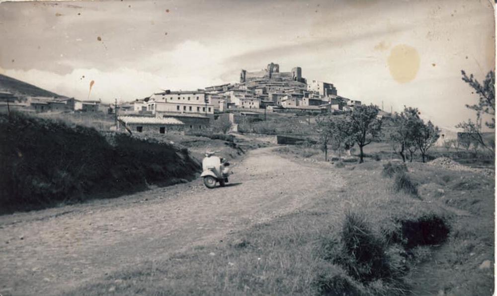 Trasmoz-Antiguo